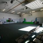 Another view of the main training room